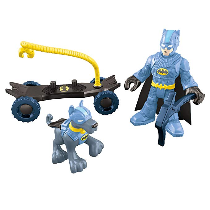 Fisher-Price Imaginext DC Super Friends, Mountain Batman & Aces