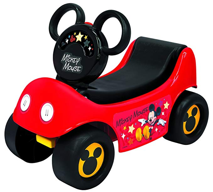 Mickey Mouse Club House Happy Hauler Ride On