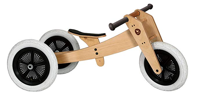Wishbone Bike 3in1 Original, Quality Convertible Balance Bike, Ages 12 months to 5 years