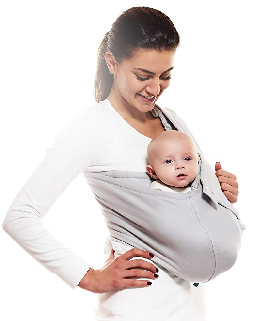 Wallaboo Baby Sling Connection, Silver