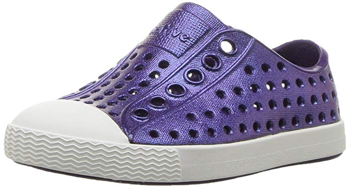 Native Kids' Jefferson Iridescent Child Sneaker